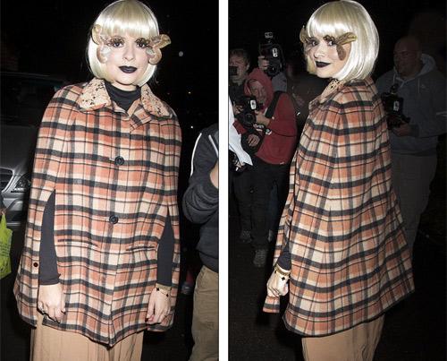 """Ngỡ ngàng màn """"hóa lão"""" của Heidi Klum - 19"""