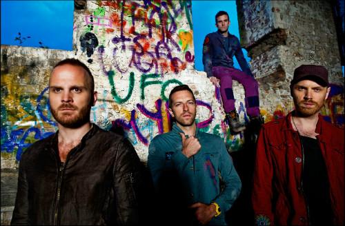 Coldplay bùng nổ trong 'Hunger Games' 2 - 2