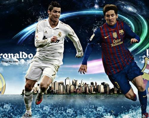 Xin đừng tiếp tục so sánh Ronaldo-Messi - 1