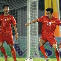 TRỰC TIẾP U23 VN-SV Hàn Quốc: Người hùng Nguyên Mạnh (KT)