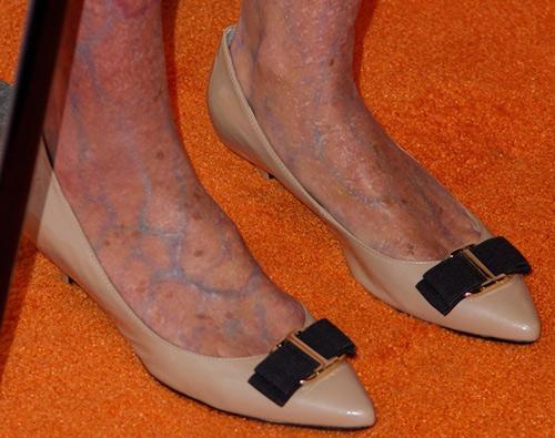 """Ngỡ ngàng màn """"hóa lão"""" của Heidi Klum - 4"""