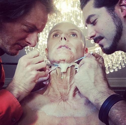 """Ngỡ ngàng màn """"hóa lão"""" của Heidi Klum - 5"""