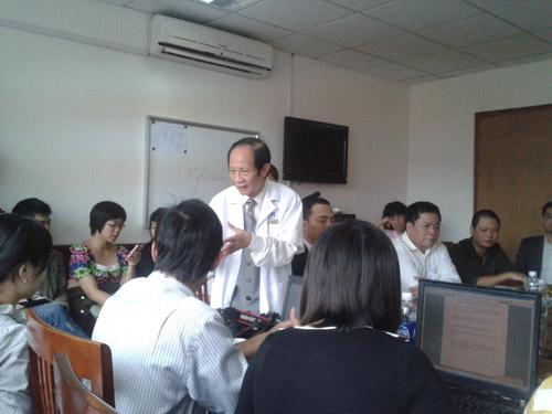 BVĐK Hà Nội trả lời vụ BN chết lâm sàng - 1