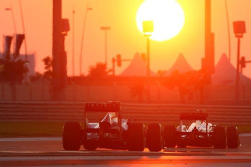 F1 - Abu Dhabi GP: Tạm biệt châu Á - 1