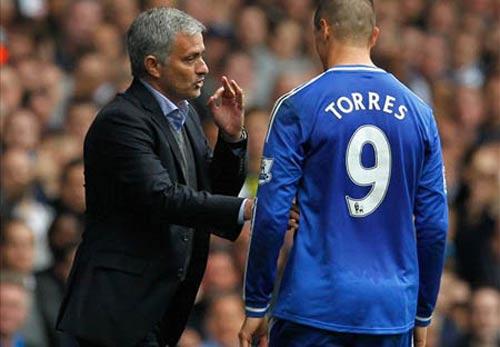 Chelsea: Với Mourinho, Torres giờ là số 1 - 1