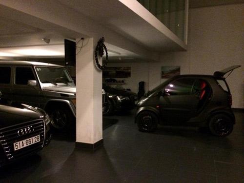 Garage siêu xe đáng mơ ước của Cường 'đô-la', Minh 'nhựa' - 2