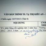 Giáo dục - du học - ĐH Hùng Vương lại lùi ngày thi tốt nghiệp của SV