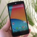 Thời trang Hi-tech - LG Nexus 5 ra mắt giá cực hấp dẫn