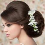 Tóc - Mũ - Nón - Kiểu tóc sang trọng dành cho cô dâu