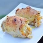 Ẩm thực - Cuối tuần làm món lạ: Thịt gà cuộn cơm