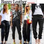 Thời trang - Bạn đã biết về chiếc quần da thụng?