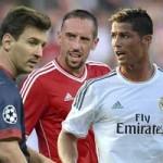 Bóng đá - QBV 2013: Ronaldo vượt mặt Messi, Ribery