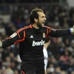 Bóng đá - HOT: Real trói chặt Diego Lopez