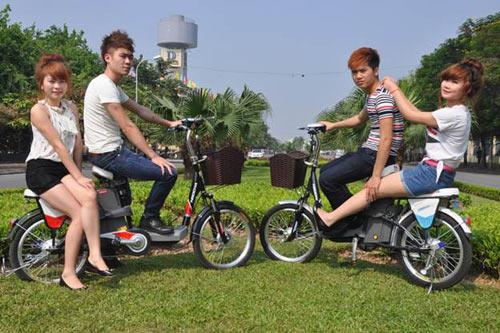 Những  lý do bạn nên lựa chọn xe đạp điện Ngọc Hà - 1