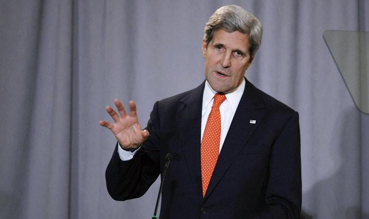 Ngoại trưởng Kerry: Tình báo Mỹ đã đi quá xa - 1