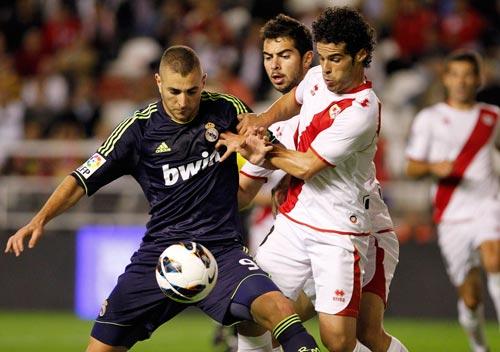 Vallecano – Real: Đánh nhanh, nghỉ sớm - 1