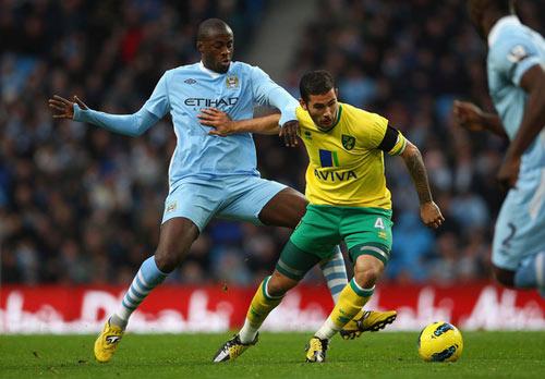 Man City – Norwich: Chữa lành vết thương - 2