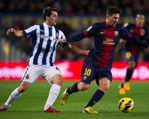 """Messi im lặng, đã có Neymar, Sanchez"" - 1"