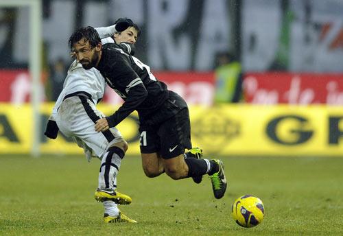 Parma – Juventus: Tạm quên Real - 1