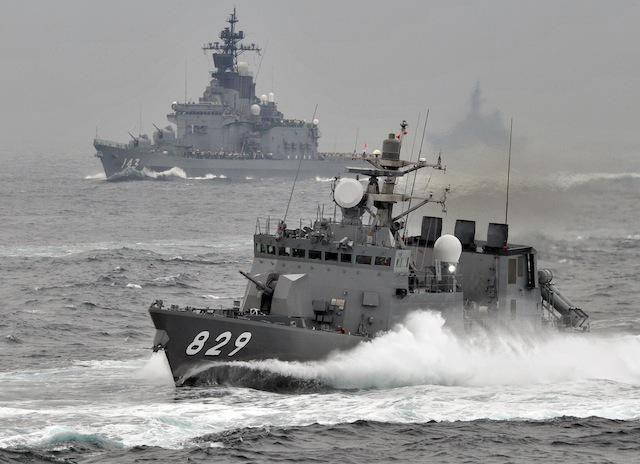 Nhật diễn tập chiếm đảo quy mô lớn, TQ bất an - 1