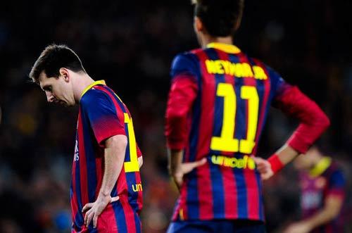 Messi: Thiếu bàn thắng, thiếu sức sống - 2