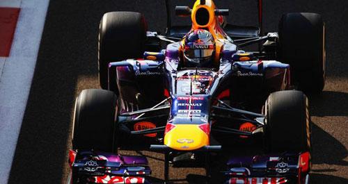 Chạy thử Abu Dhabi GP: Red Bull không có đối thủ - 1