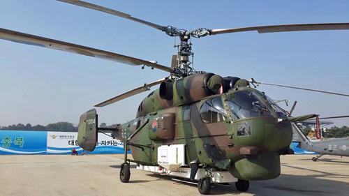 """Hàn Quốc khoe một loạt vũ khí """"khủng"""" - 8"""