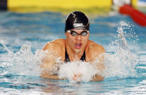 Hướng đến Sea Games 27: Nỗi buồn của kình ngư Nguyễn Hữu Việt - 1