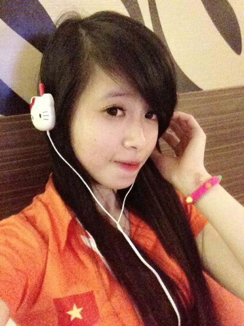 Nhan sắc của hotgirl vô địch taekwondo Châu Tuyết Vân - 13