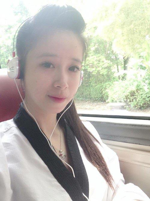 Nhan sắc của hotgirl vô địch taekwondo Châu Tuyết Vân - 14