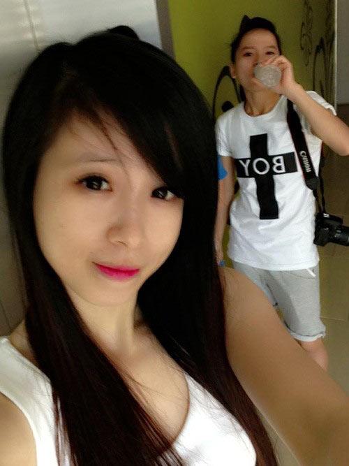 Nhan sắc của hotgirl vô địch taekwondo Châu Tuyết Vân - 6