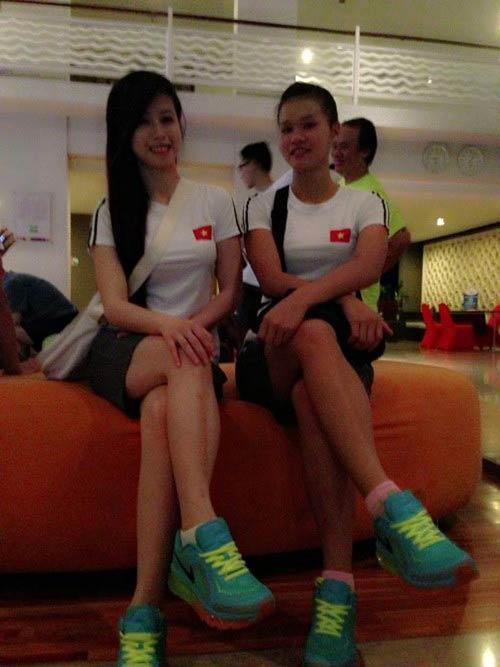 Nhan sắc của hotgirl vô địch taekwondo Châu Tuyết Vân - 12