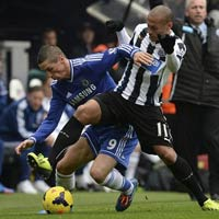 Chelsea bị từ chối penalty