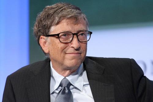 Bill Gates cười nhạo kế hoạch của ông chủ Facebook - 1