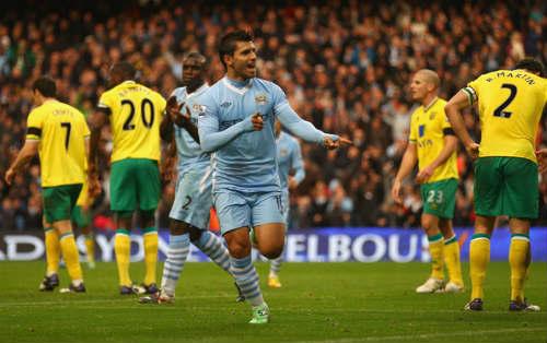 Man City - Norwich: Bắn phá liên hồi - 1