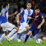 Bóng đá - Barca - Espanyol: Nhạt nhòa Messi