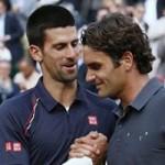Thể thao - Djokovic - Federer: Lật ngược thế cờ (BK Paris Masters)