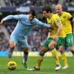 Bóng đá - Man City - Norwich: Bắn phá liên hồi