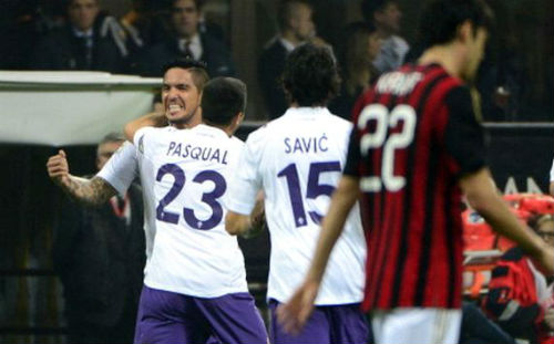 Milan - Fiorentina: Kết cục bất ngờ - 1