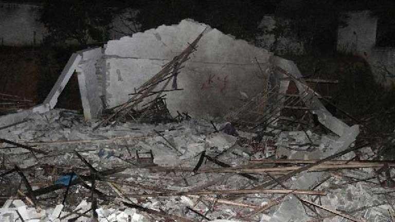 TQ: Nổ nhà máy pháo hoa, 11 người thiệt mạng - 2