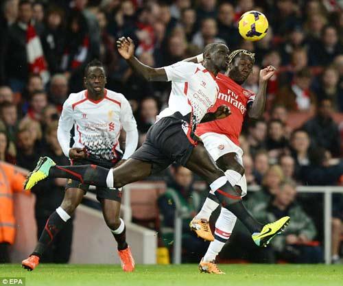 """Arsenal: """"Liều doping"""" cho tourmalet - 2"""