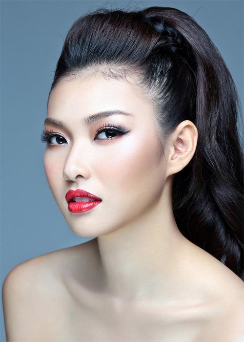 Hoa khôi Bích Khanh đại diện VN thi sắc đẹp quốc tế - 10