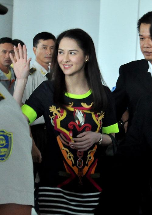 Mỹ nữ đẹp nhất Philippines thân thiện với fan Việt - 5