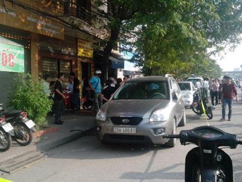 Vụ BS vứt xác: Nghi vấn dấu vết trên xe ô tô - 2