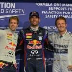 Thể thao - F1 - Phân hạng Abu Dhabi GP: Webber vượt qua đồng đội đoạt pole