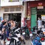 An ninh Xã hội - TPHCM: 8 người bất ngờ bị tạt a xít giữa phố