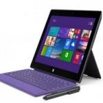 Firmware mới giúp tăng thời lượng pin Surface Pro 2