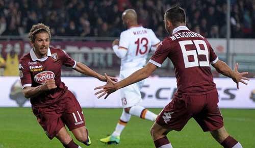 Torino – Roma: Chấm dứt kỉ lục - 1