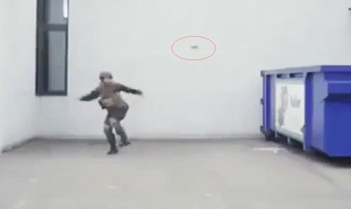 Top clip: Biểu diễn ném lựu đạn cực hay - 2