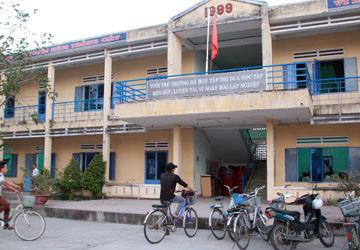 Bốn trường tư thục có nguy cơ đóng cửa - 1